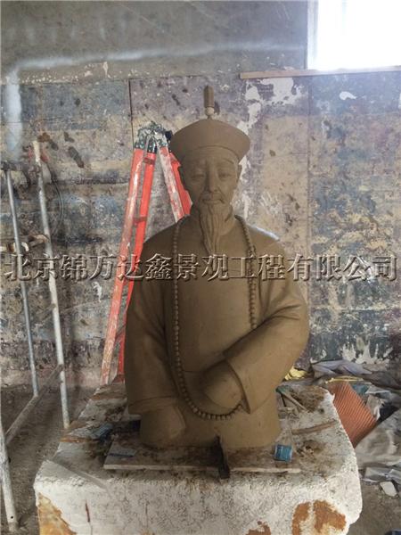 人物雕像古代